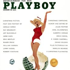 Every December Playboy Cover