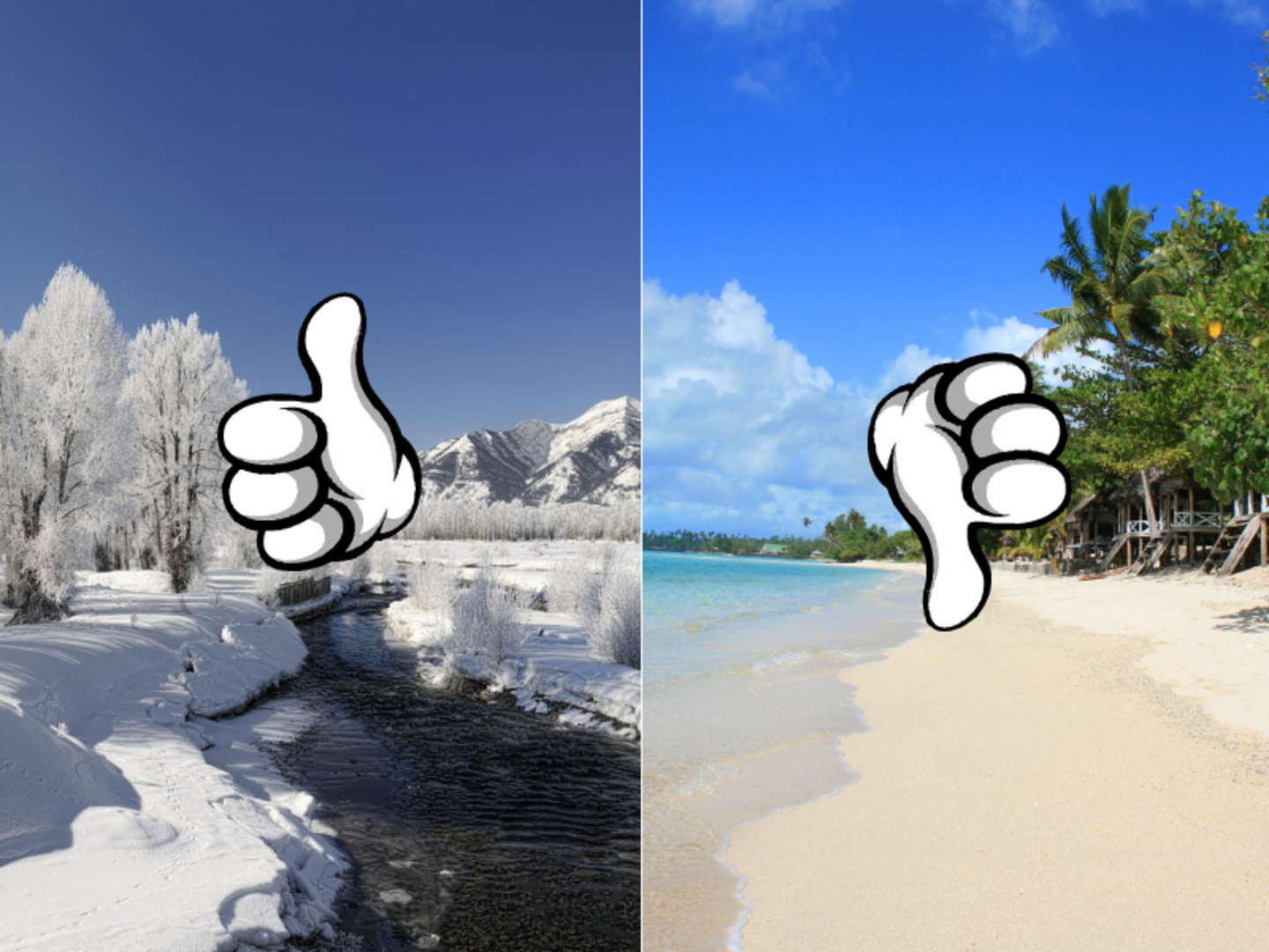 101 Reasons Cold Weather Is Better Than Warm Weather: