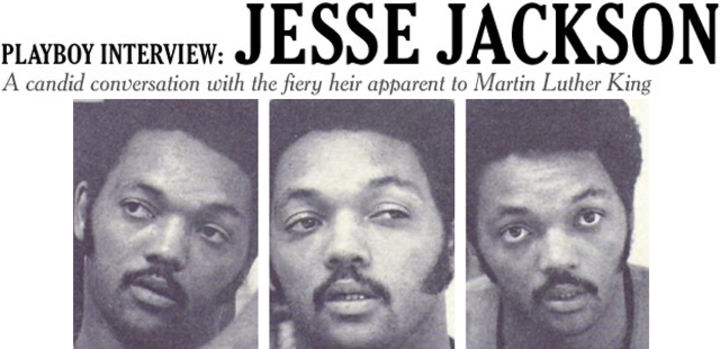 Playboy Interview: Jesse Jackson:
