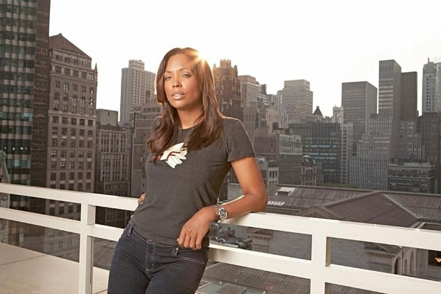 Aisha Tyler — Archer Femme Fatale, Gamer and Podcaster — Double-Taps Our Lucky 7: