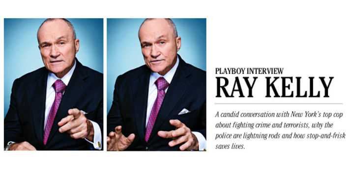 Playboy Interview: Ray Kelly: