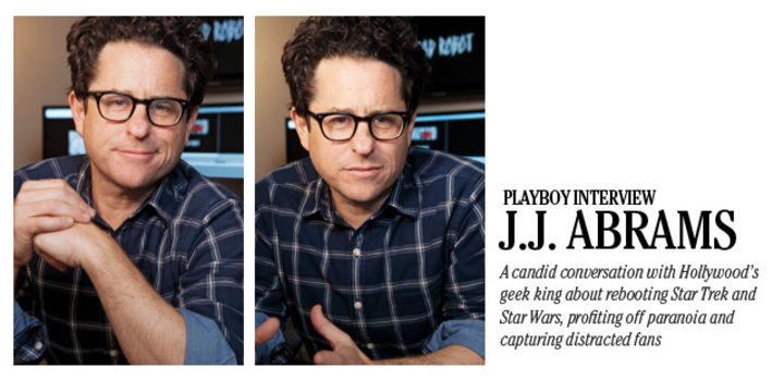 Playboy Interview: J.J.Abrams: