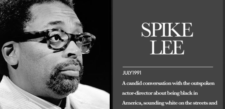 Playboy Interview: Spike Lee: