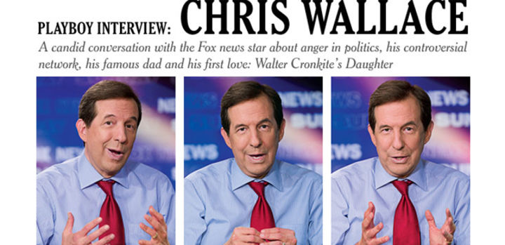 Playboy Interview: Chris Wallace:
