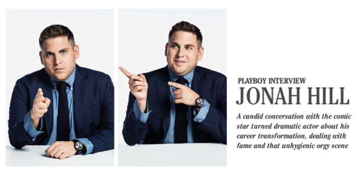Playboy Interview: Jonah Hill: