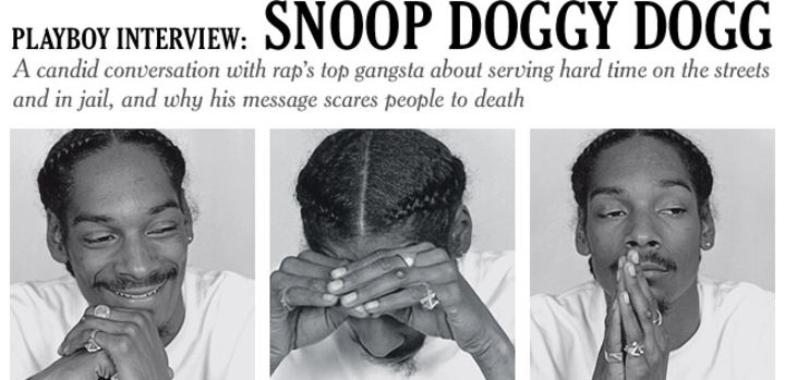 Playboy Interview: Snoop Dogg: