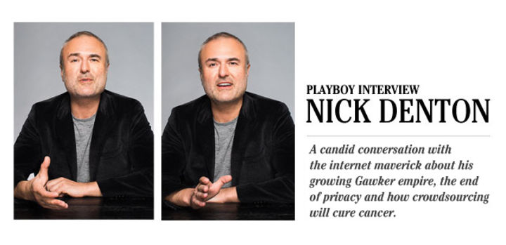 Playboy Interview: Nick Denton: