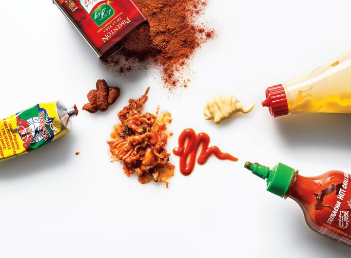 The Five Best Condiments for Adding Major Flavor: Photo by Francesco Tonelli