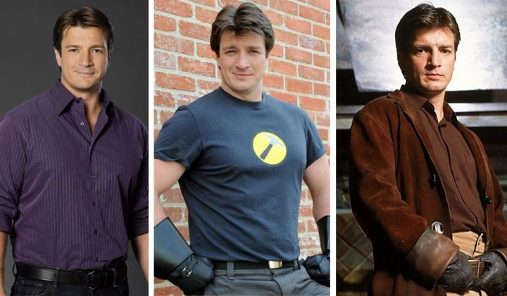 The Playboy.Conversation: Nathan Fillion: nathan Fillion, star of Castle, Dr. Horrible and Firefly