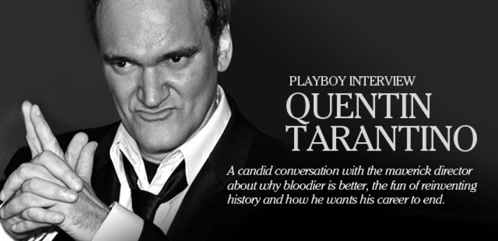 Playboy Interview: Quentin Tarantino :