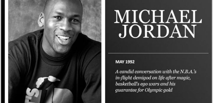 Playboy Interview: Michael Jordan: