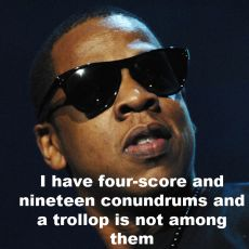 If Rappers Only Used Scholarly Words