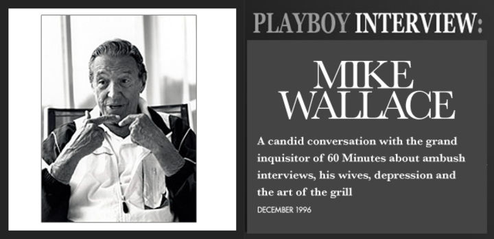 Playboy Interview: Mike Wallace: