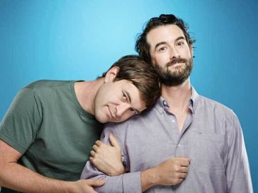 Mark and Jay Duplass Talk Full-Frontal Nudity, 'Togetherness' and Our Lucky 7