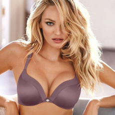 Thank you, Candice Swanepoel, Just...Thank You