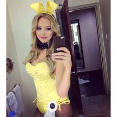 Happy Thanksgiving! Let's Be Thankful These Playmates Are on Instagram
